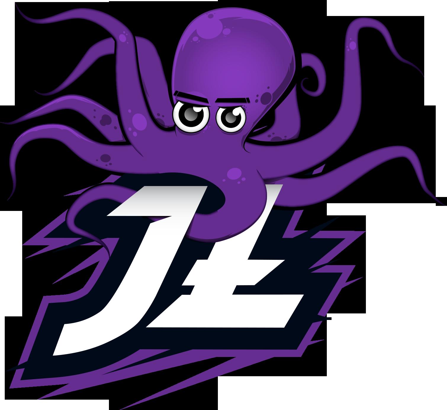 JL Octopus Logo