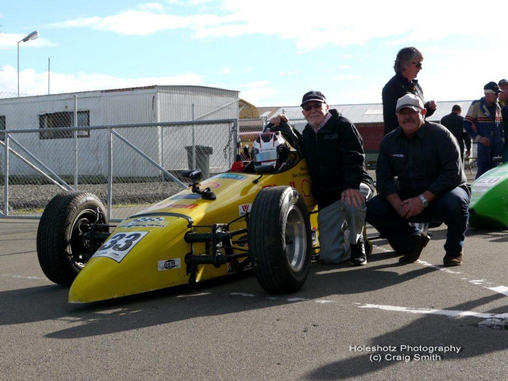 Jono Lester Career History - Historic Formula Vee Race