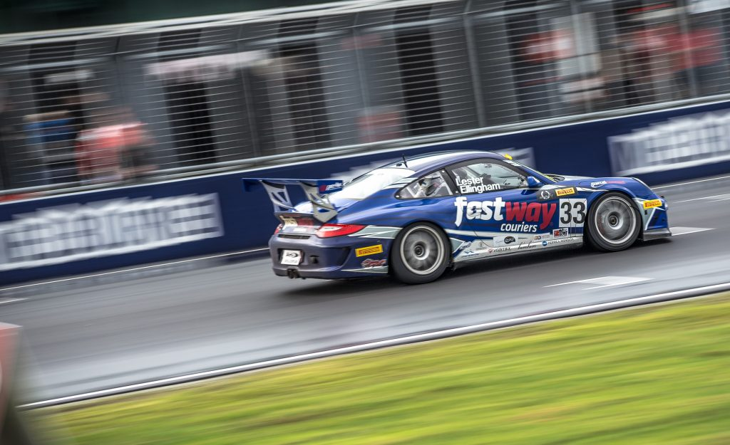 Jono Lester Career History - Fastway Racing