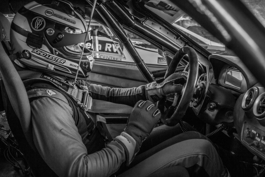 Jono Lester Career History - Ferrari F430