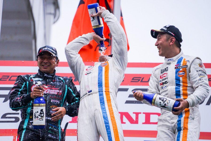 Jono Lester Career History - SUPER GT Podium