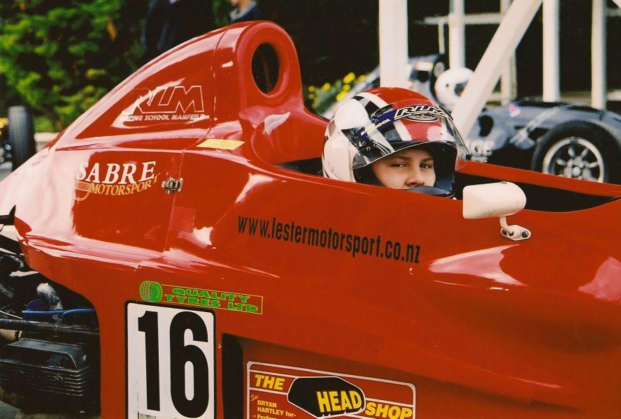 Jono Lester Career History - Formula First
