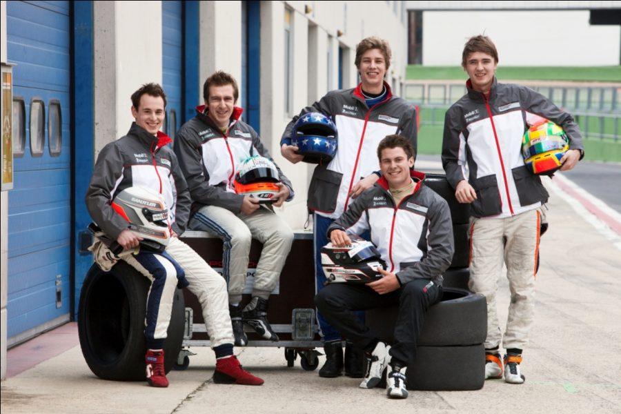Jono Lester Career History - Porsche Factory Scholarship Winner