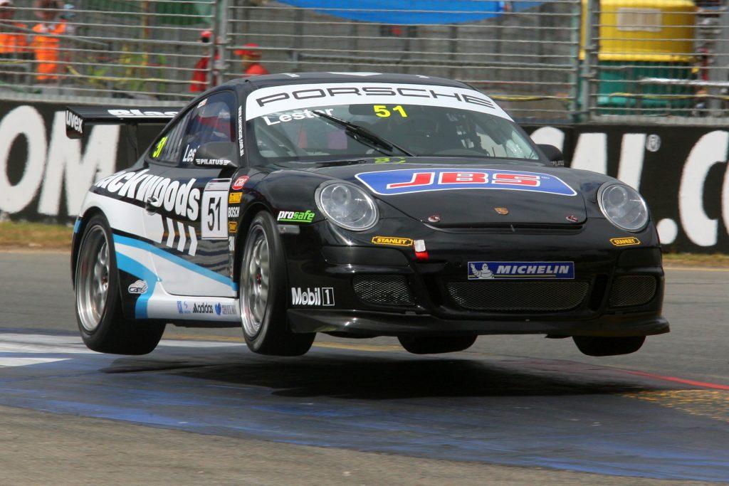 Jono Lester Career History - Porsche Carrera Cup Australia