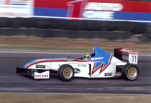 Jono Lester Career History - Formula Challenge