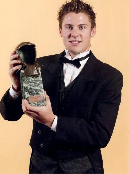 Jono Lester Career History - Steel Trophy