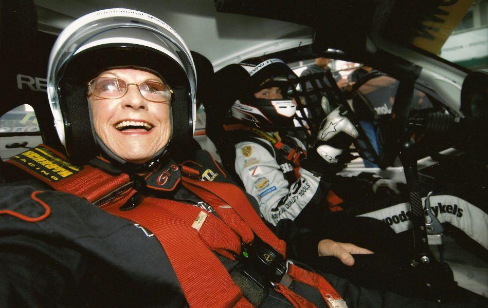 Jono Lester Career History - Porsche Hot Laps with Nana