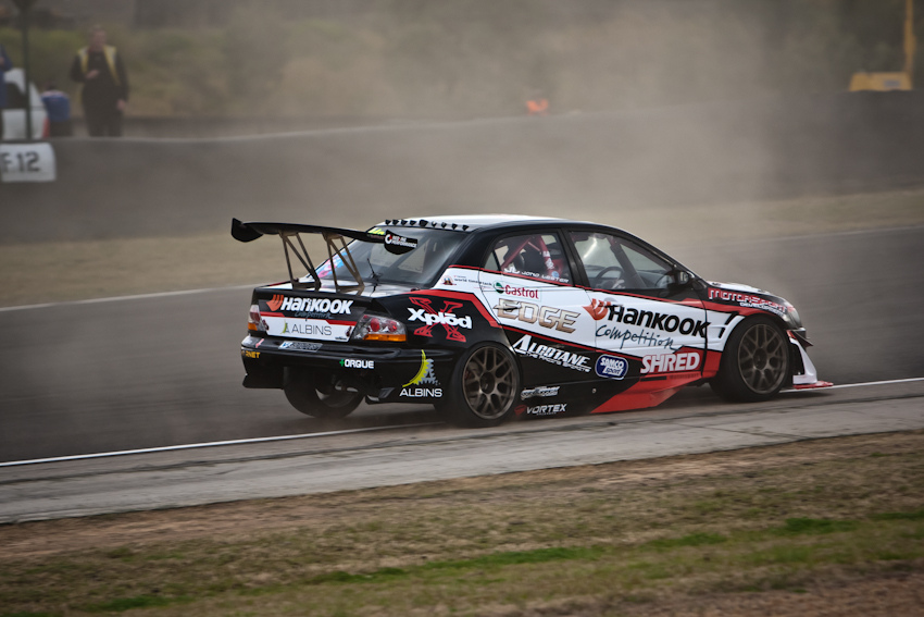 Jono Lester Career History - World Time Attack Challenge