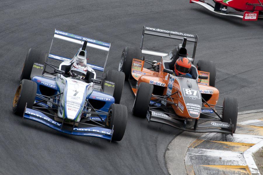 Jono Lester Career History - Toyota Racing Series