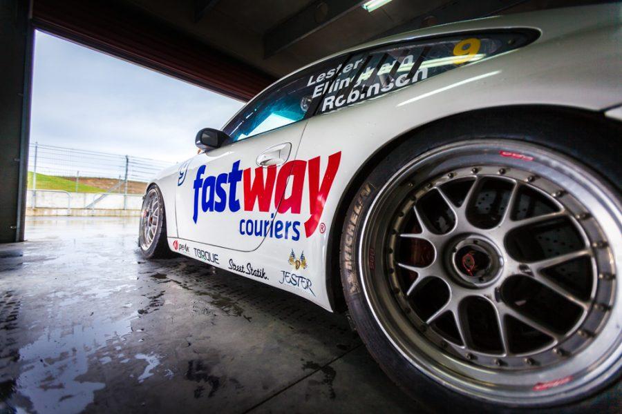 Jono Lester Career History - Fastway Racing