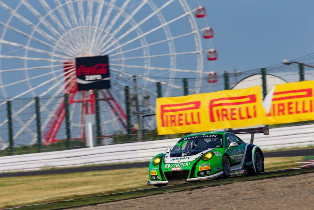 D'Station Racing Porsche GT3-R