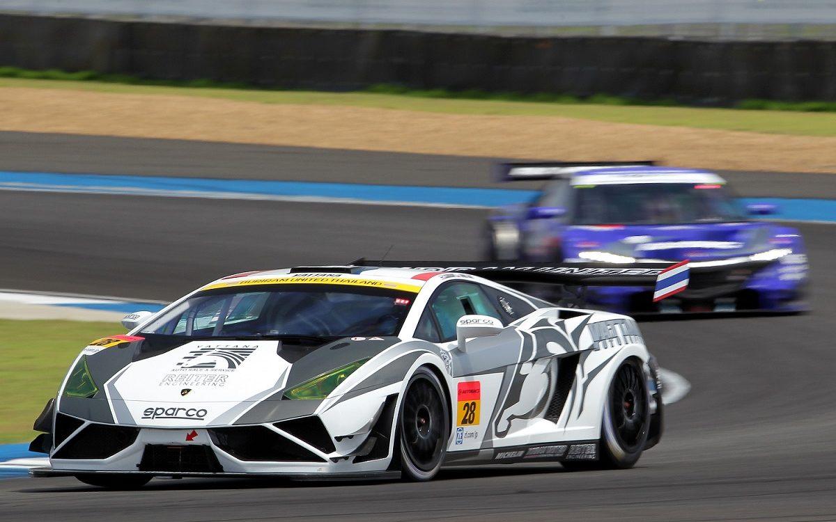 Vattana Motorsport Lamborghini - Thailand Super Series
