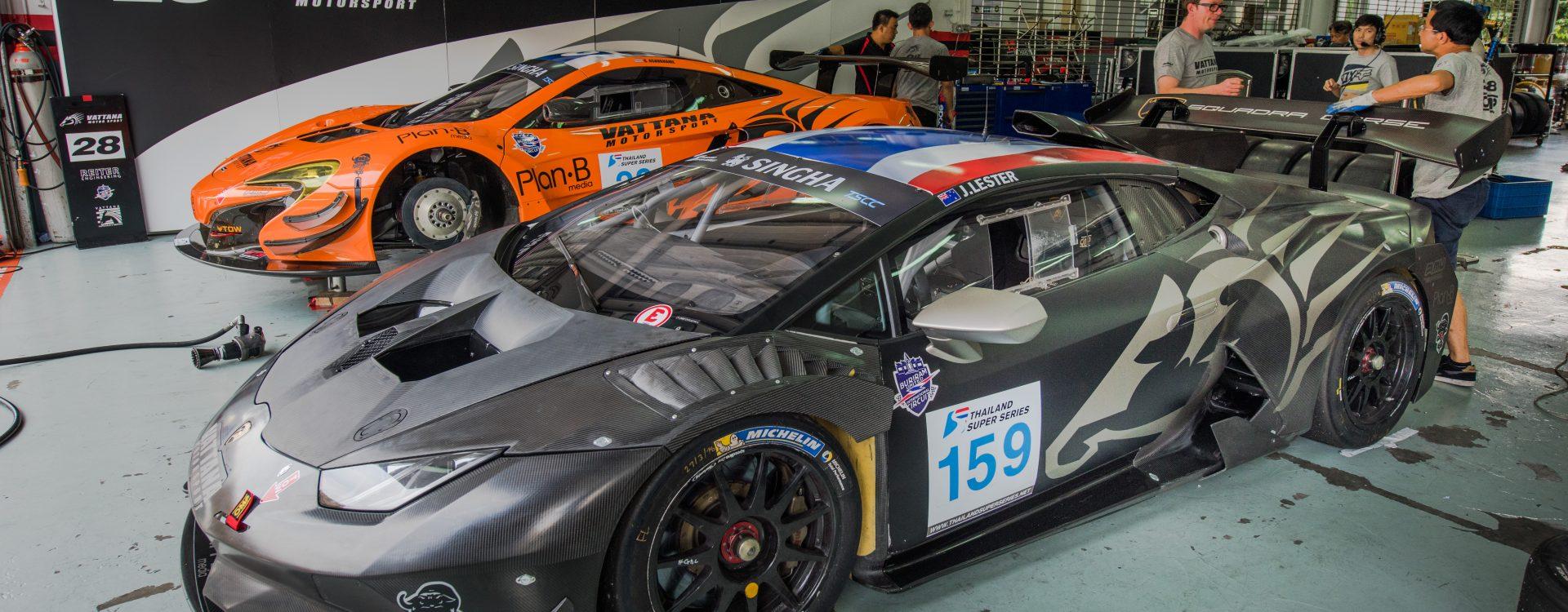 Vattana Motorsport 2018 Thailand Super Series