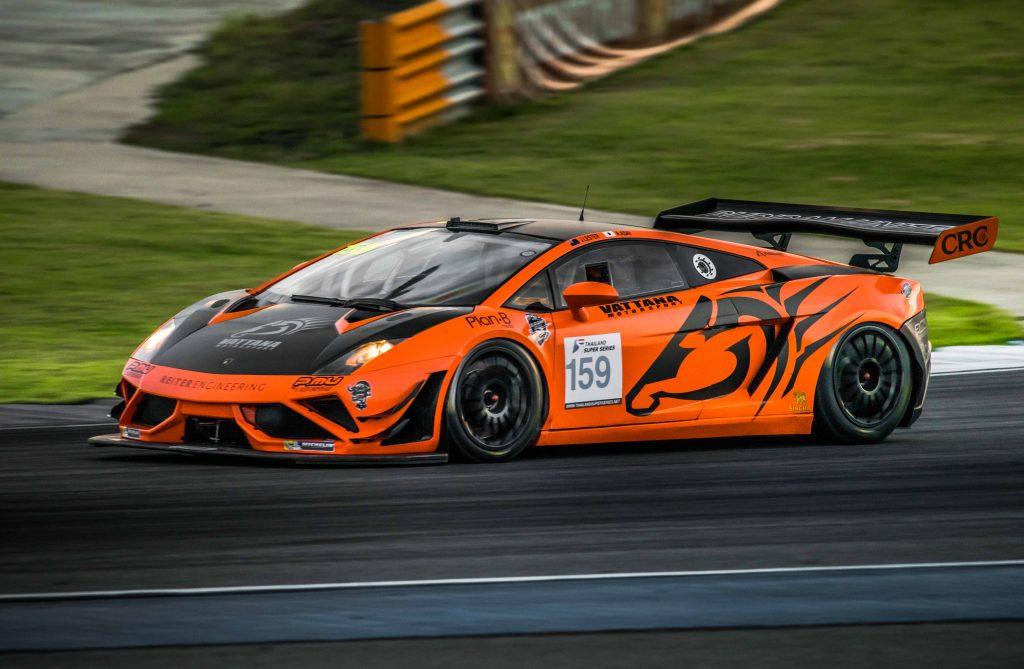 Vattana Motorsport Lamborghini, Thailand Super Series