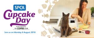 SPCA Cupcake Day 2018 with Jono Lester