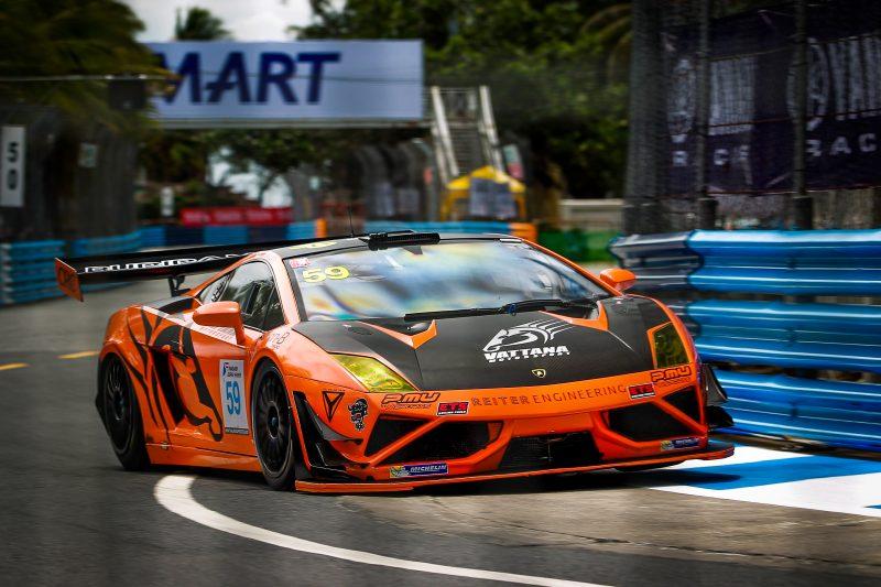 Jono Lester at the Bangsaen Grand Prix
