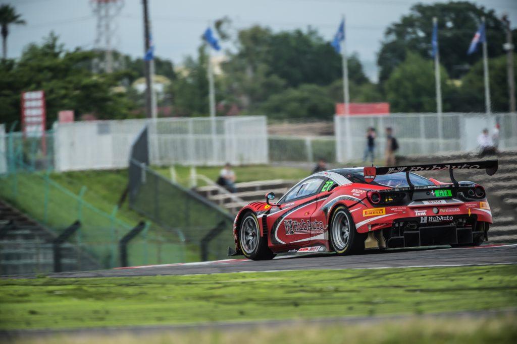 HubAuto Corsa Ferrari 488 GT3