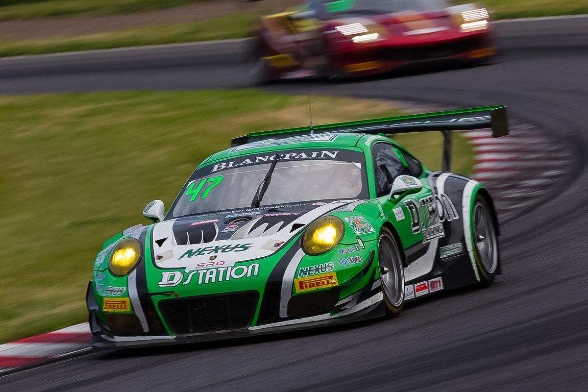 D'station Racing Porsche 991 GT3-R