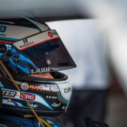 Jono Lester - Helmet