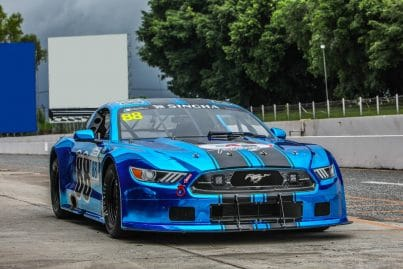 Corliss Race Engineering CRE Ford Mustang