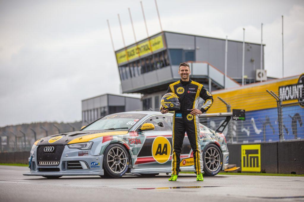 Jono Lester - Professional Racing Driver